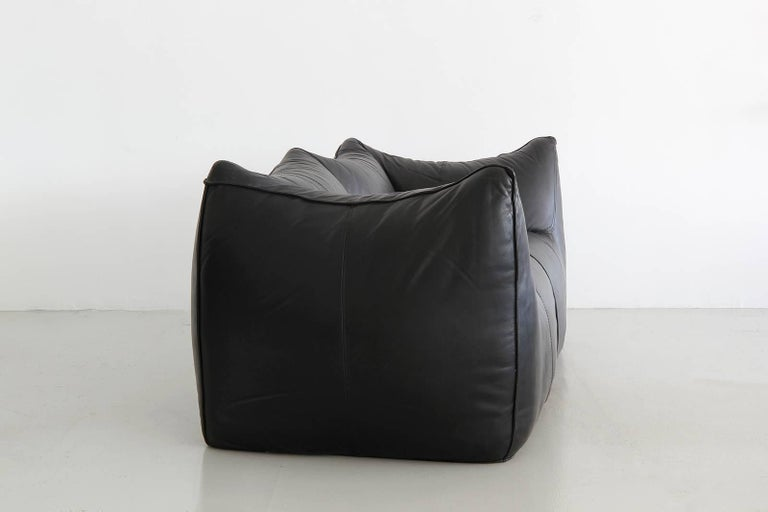Bambole Leather Sofa by Mario Bellini for B&B Italia 3