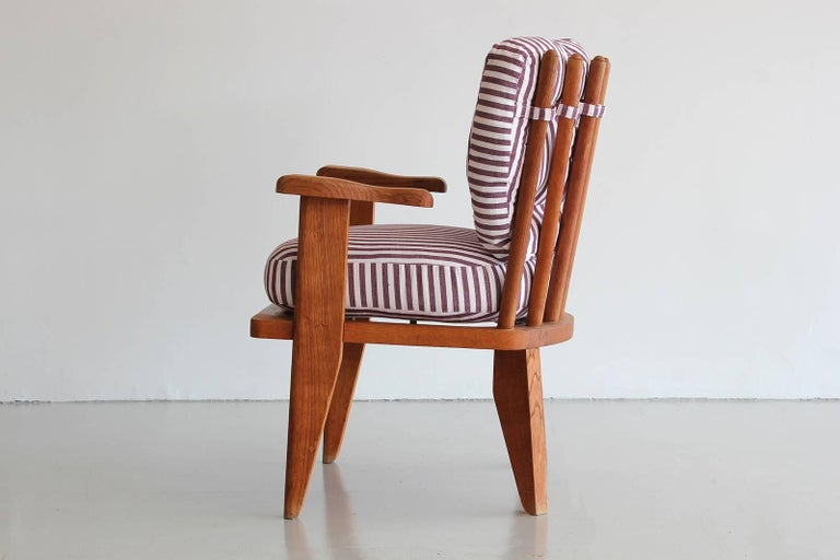 Guillerme & Chambron Chairs In Good Condition For Sale In Los Angeles, CA