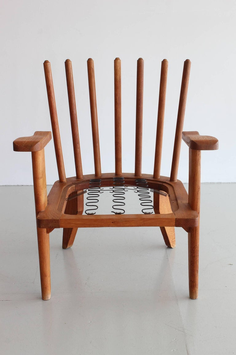 Guillerme & Chambron Chairs For Sale 1