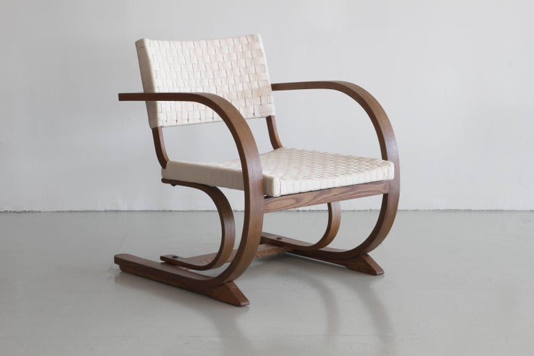 1950s French Bentwood Chairs 5