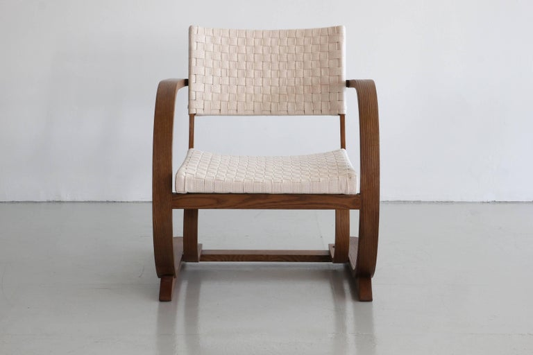 Mid-20th Century 1950s French Bentwood Chairs For Sale