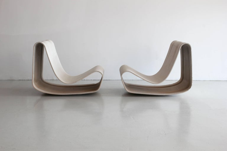 Willy Guhl Loop Chairs 2