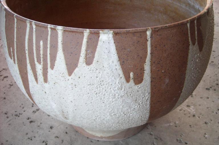 David Cressey Large Pottery, Ceramic Pot or Planter 3