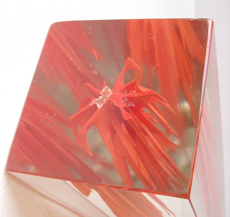 Modern Fulvio Bianconi Murano Glass