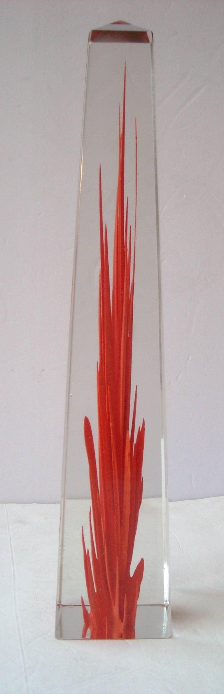 Italian Fulvio Bianconi Murano Glass