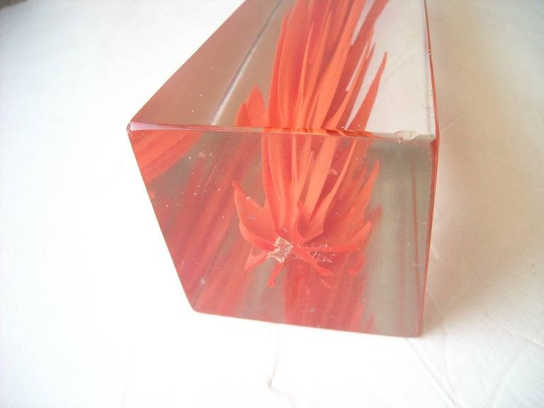 Hand-Carved Fulvio Bianconi Murano Glass