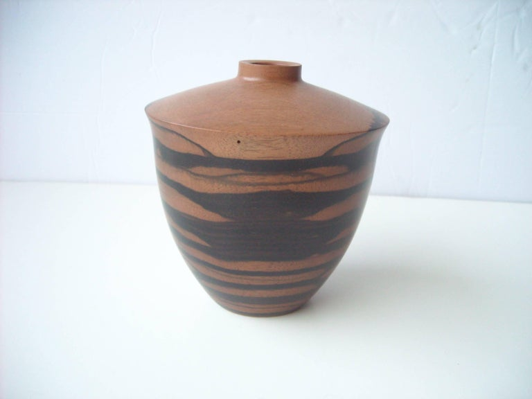 Great Vessel by the well-known artist Dan Kvitka, signed dated, 1999 and number # 46.