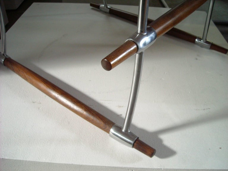 Modern Jens Quistgaard, Stokke, Rosewood Coffee or Cocktail Table for Nissen For Sale