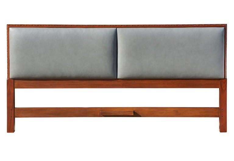 Headboard by Frank Lloyd Wright For Sale 2