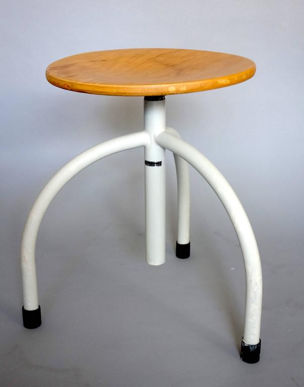 Pair of Work Stools by Cor Alons 7