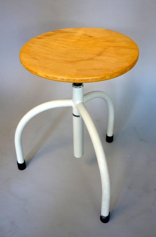 Pair of Work Stools by Cor Alons 3