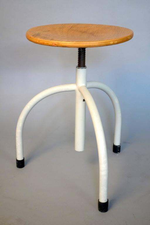Pair of Work Stools by Cor Alons 2