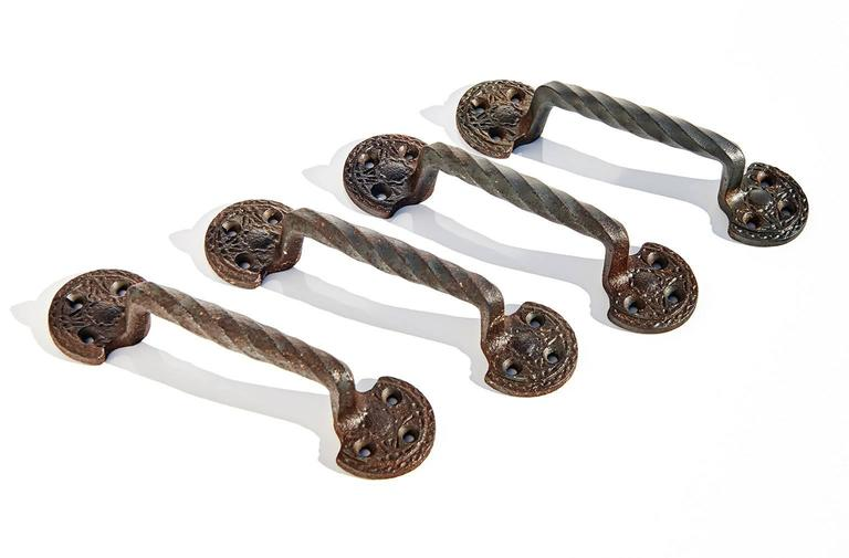 Four Iron Pulls by Louis Sullivan For Sale 3