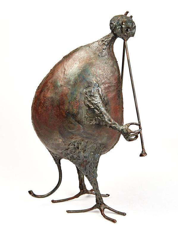 """Pan"" Sculpture by Michel Anasse 6"