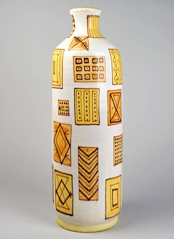 Mid-20th Century Table Lamp by Guido Gambone For Sale