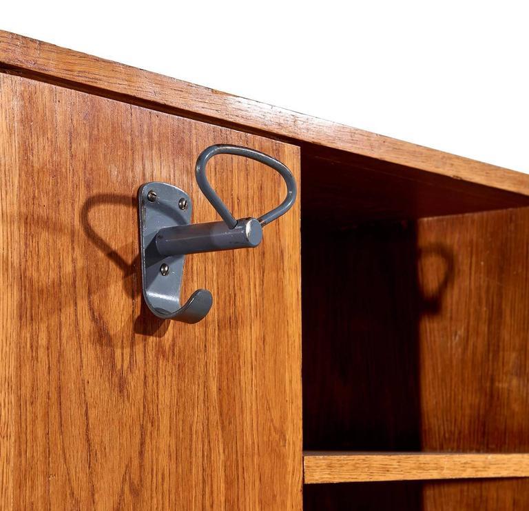 """""""Maison Du Brésil"""" Wardrobe / Room-Divider by Le Corbusier 9"""