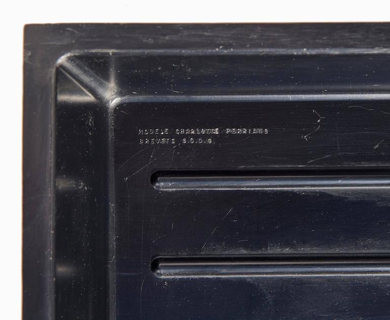 """""""Maison Du Brésil"""" Wardrobe / Room-Divider by Le Corbusier 10"""