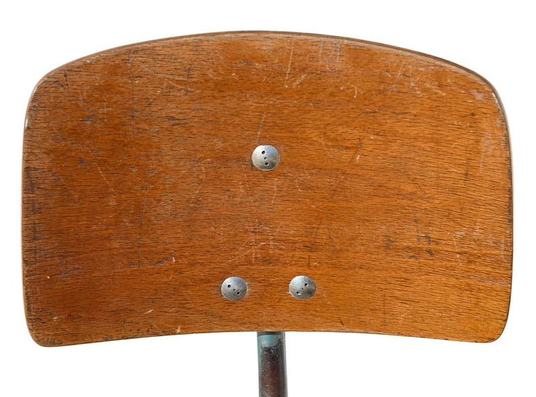 1946 Students' Desk by Jean Prouvé 10