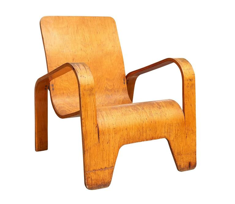"""Lawo"" Lounge Chair by Han Pieck 3"