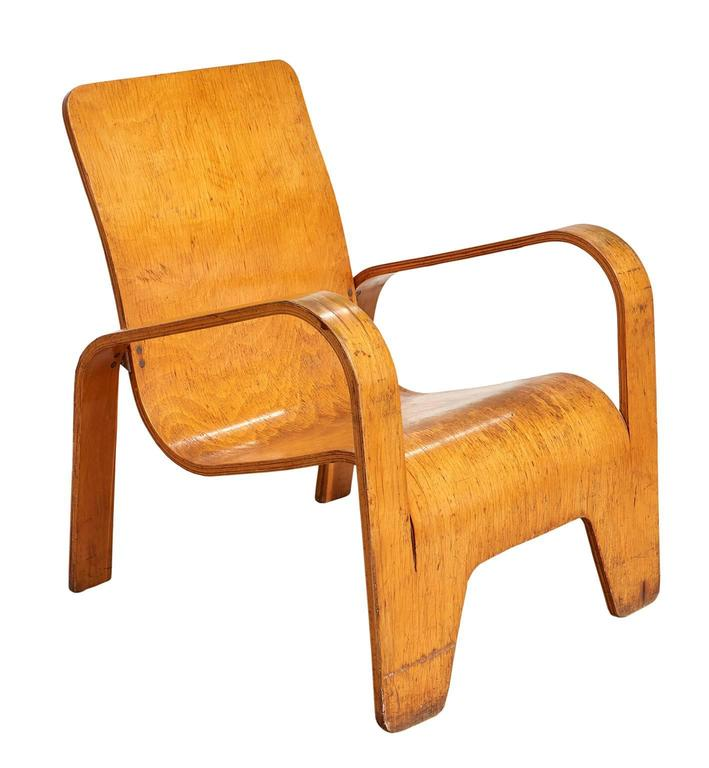 """Lawo"" Lounge Chair by Han Pieck 4"