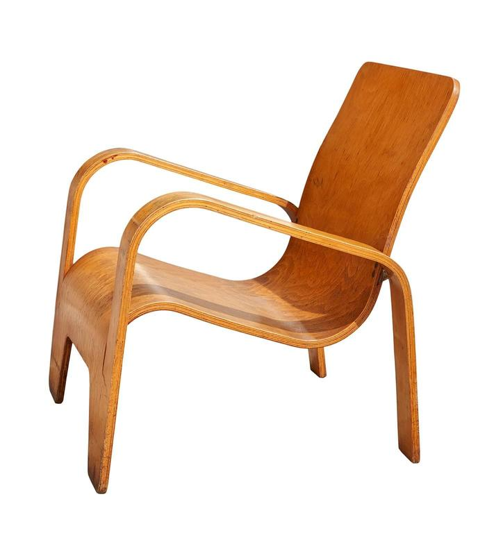 """Lawo"" Lounge Chair by Han Pieck 6"