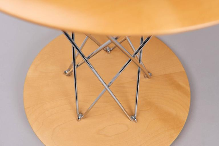 Rocking Stool by Isamu Noguchi In Good Condition For Sale In Los Angeles, CA