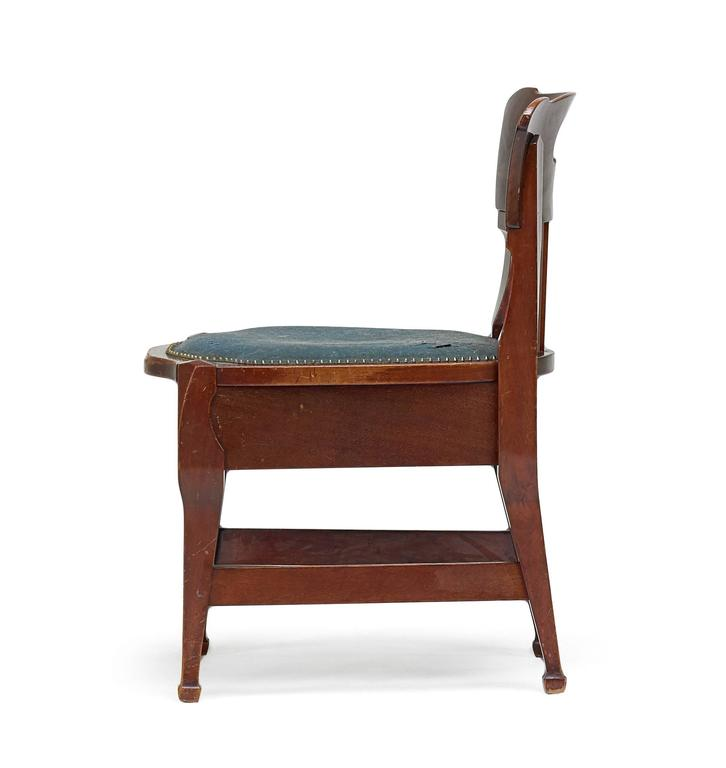 Early 20th Century Jugendstil Chair by Richard Riemerschmid For Sale