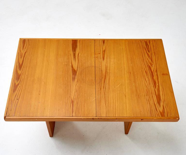 "Modern ""Sondern-Adler House"" Table by Frank Lloyd Wright For Sale"