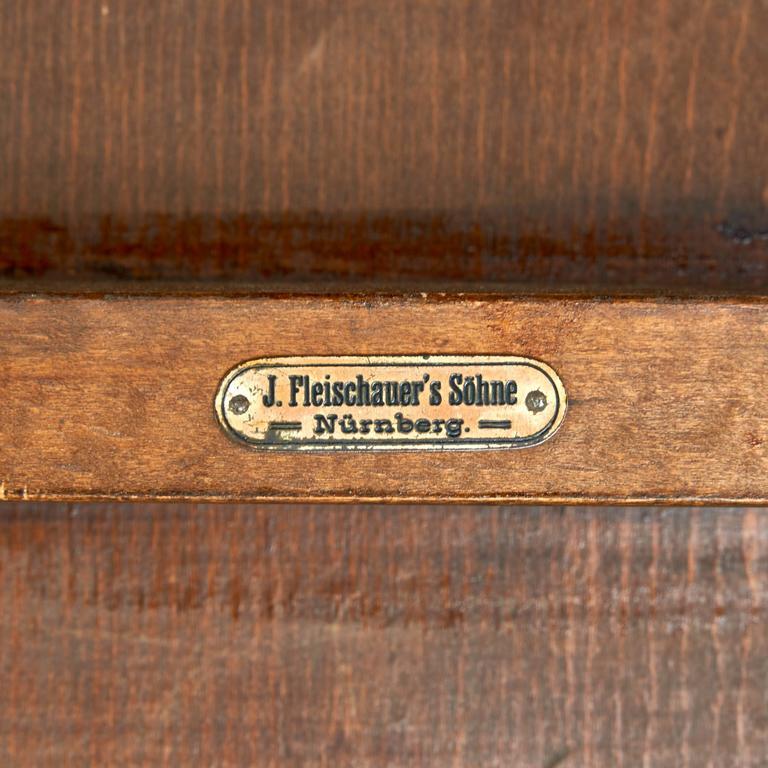 Pair of Jugendstil Armchairs by Richard Riemerschmid 5