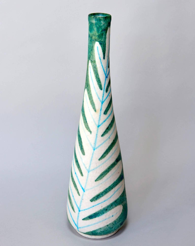 Vase by Guido Gambone For Sale 2