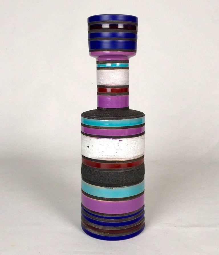 """Modern """"Rochetto"""" Vase by Ettore Sottsass For Sale"""