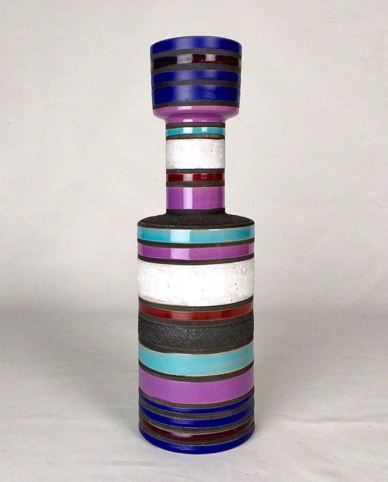 """Rochetto"" Vase by Ettore Sottsass 6"