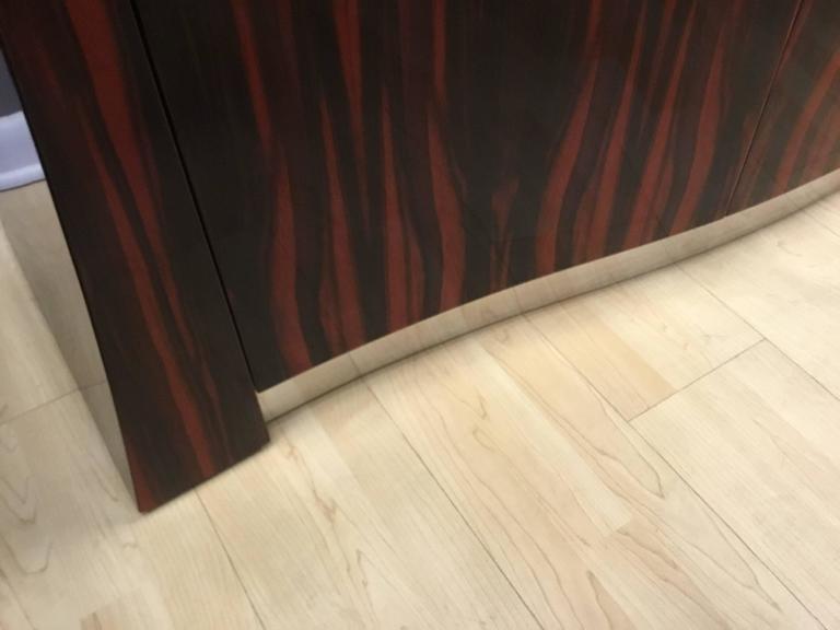 Ted Sherman Maccasar Wood Sideboard 3