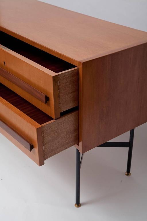 1960s Italian Modernist Sideboard 6