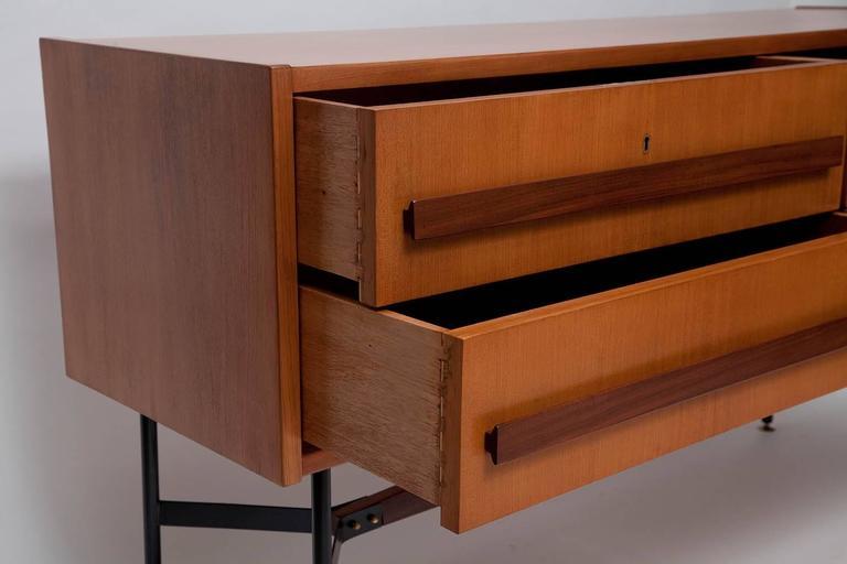 1960s Italian Modernist Sideboard 5