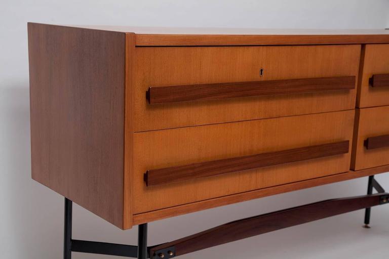 1960s Italian Modernist Sideboard 3