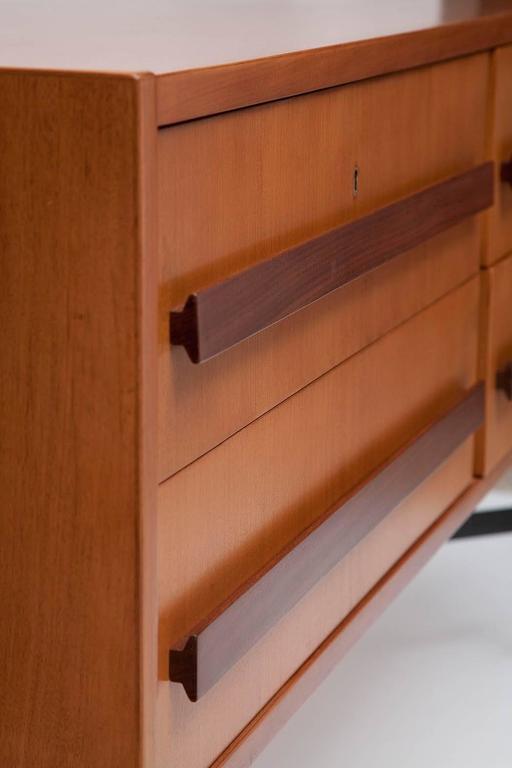 1960s Italian Modernist Sideboard 8