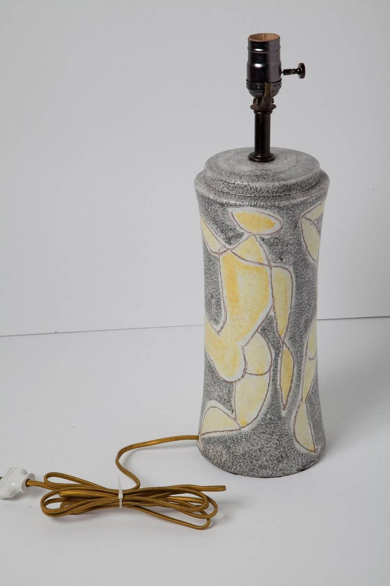 Marcello Fantoni Table Lamp In Excellent Condition For Sale In North Miami, FL
