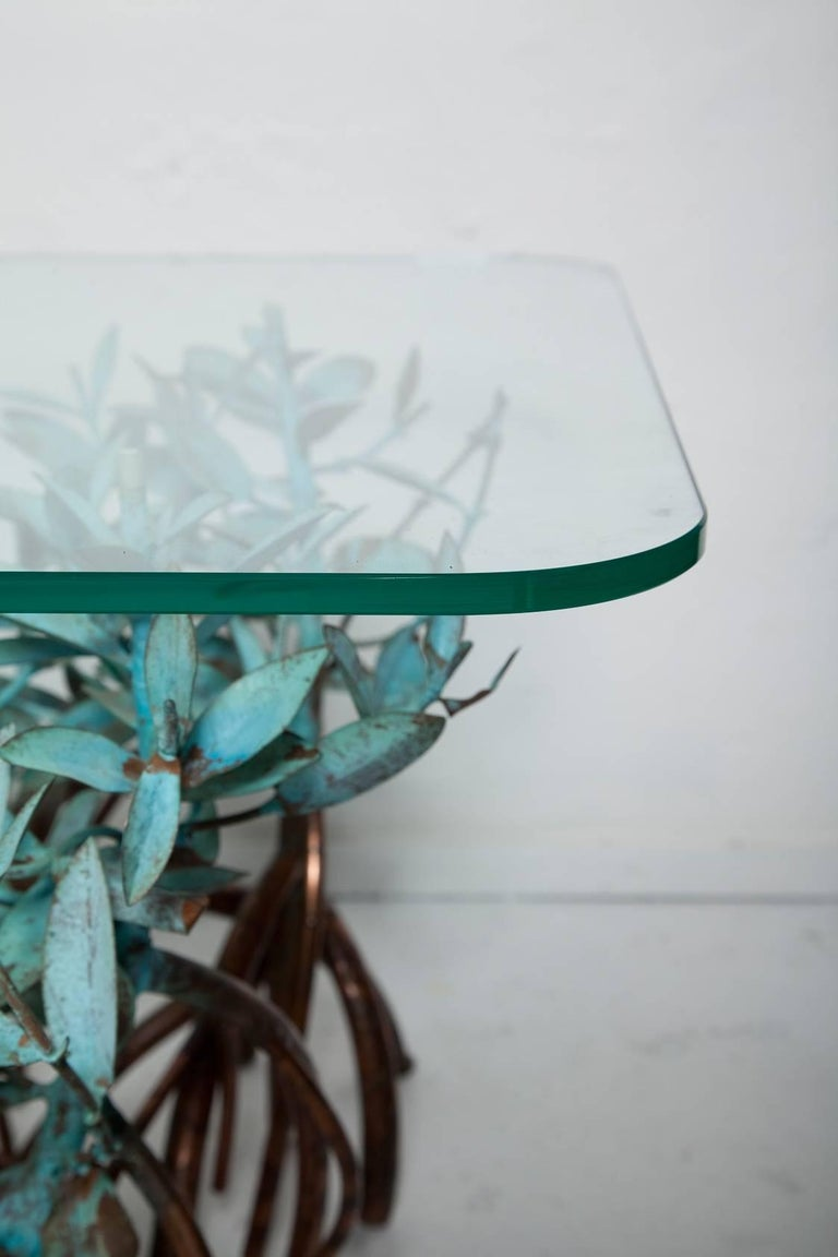 Copper Mangrove Coffee Table by Garland Faulkner For Sale 2