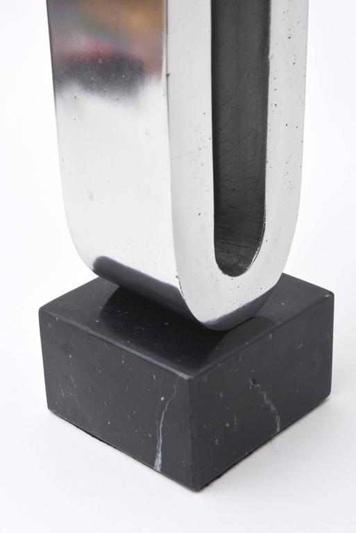 Mary Preminger Abstract Sculpture Modernist Vintage For Sale 2