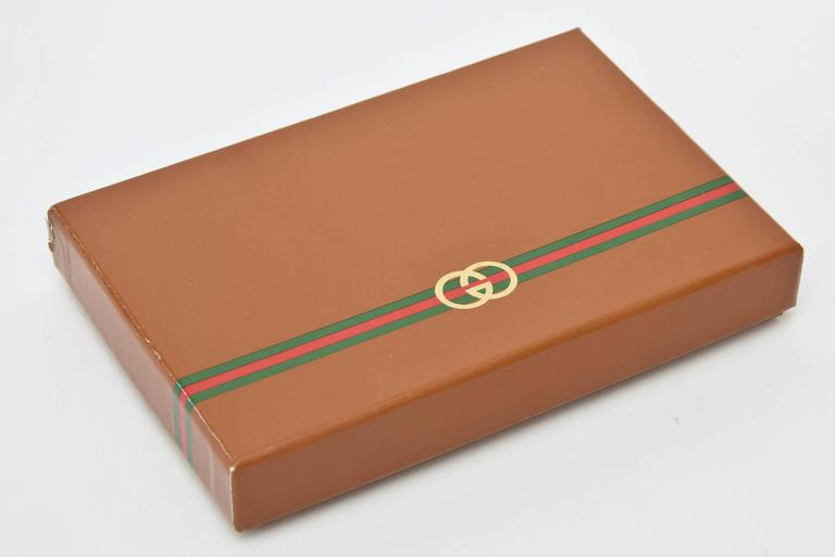 Gucci poker cards