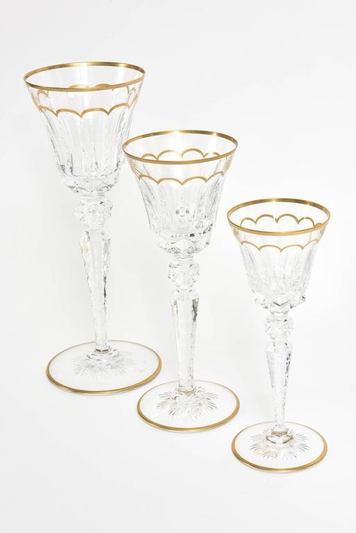 Neoclassical Revival St. Louis French Crystal Tu Y Yo
