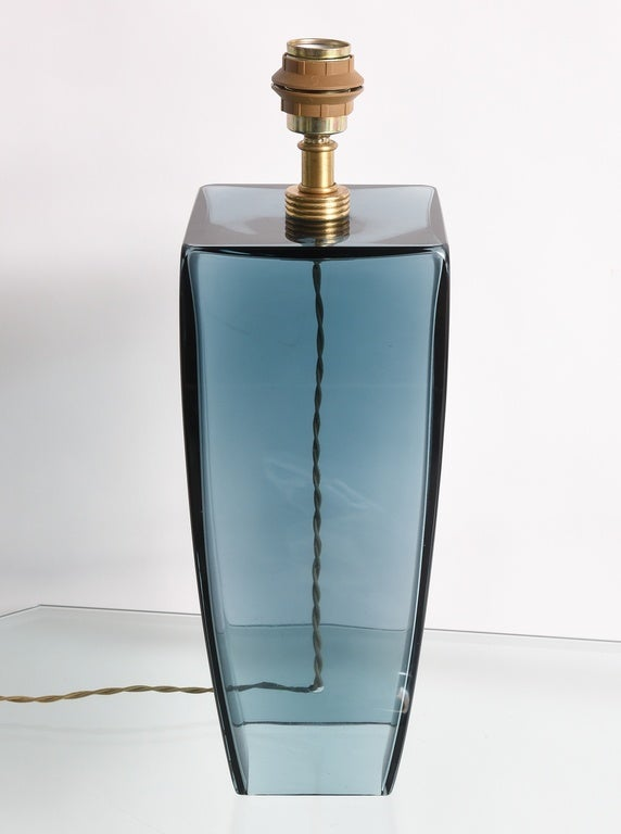 Murano Glass SALE! SALE! AZUL BLUE  1Murano single production