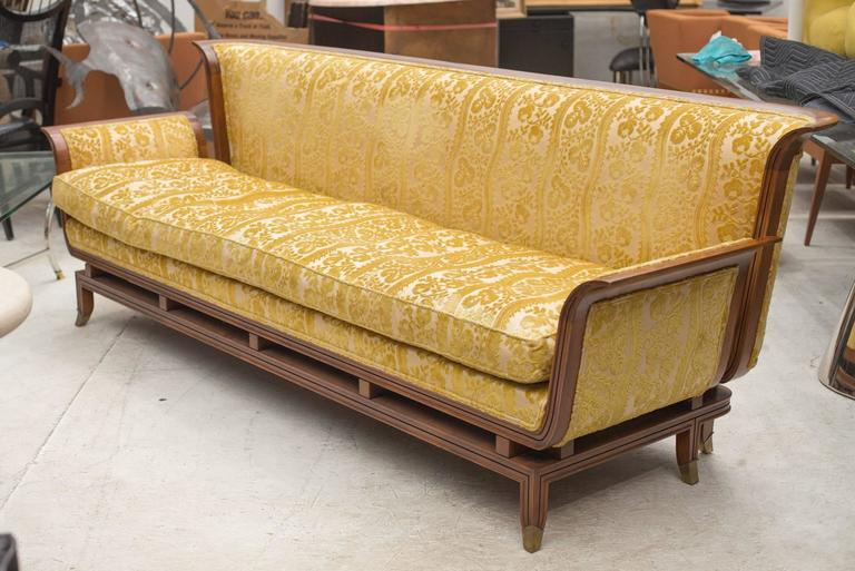 James Mont Sofa For Sale At 1stdibs