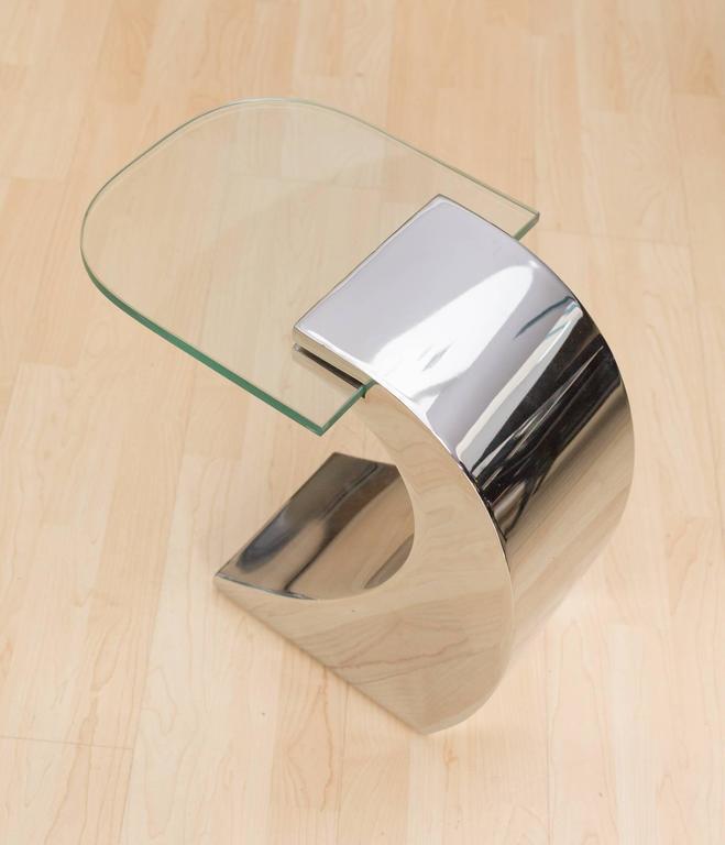 Pierre Cardin set of 3 Side Tables 2