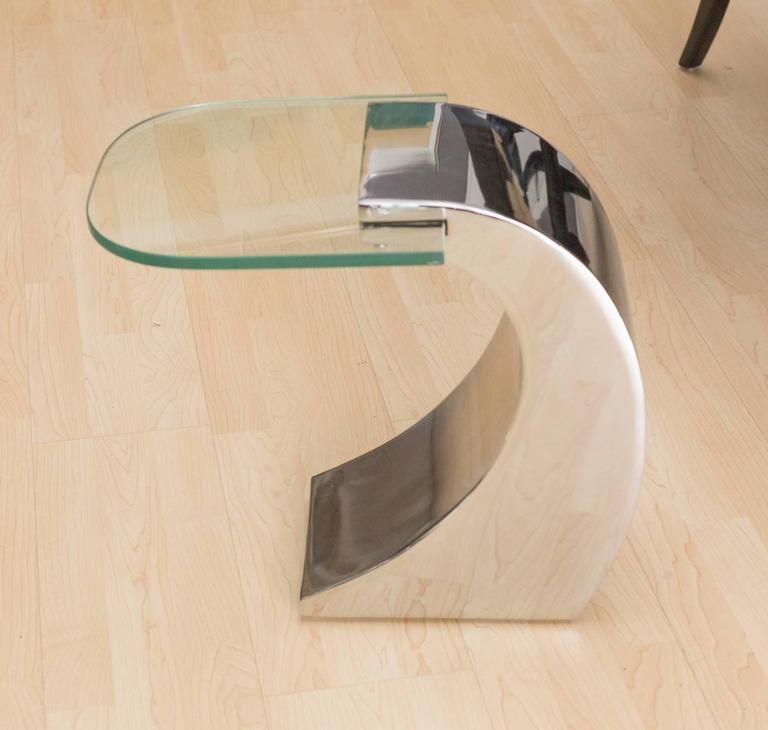 Pierre Cardin set of 3 Side Tables 3