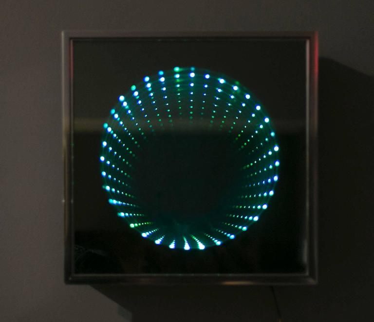 Infinity Light Box Wall Art For Sale At 1stdibs
