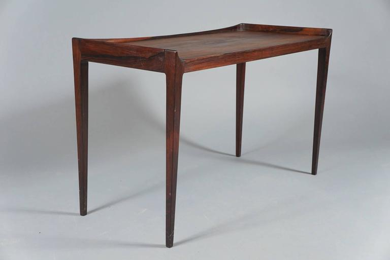 Scandinavian Modern Set of Three Tables by Kurt Ostervig For Sale