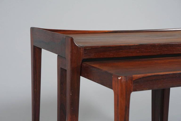 Set of Three Tables by Kurt Ostervig 5