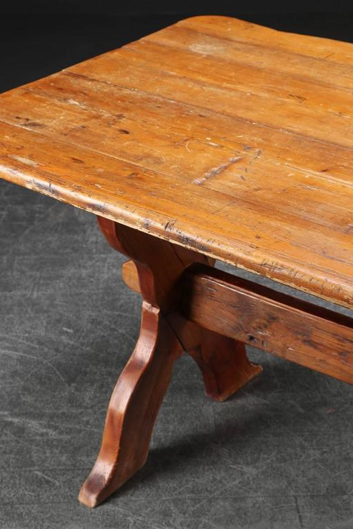 Danish Country Trestle Table 3
